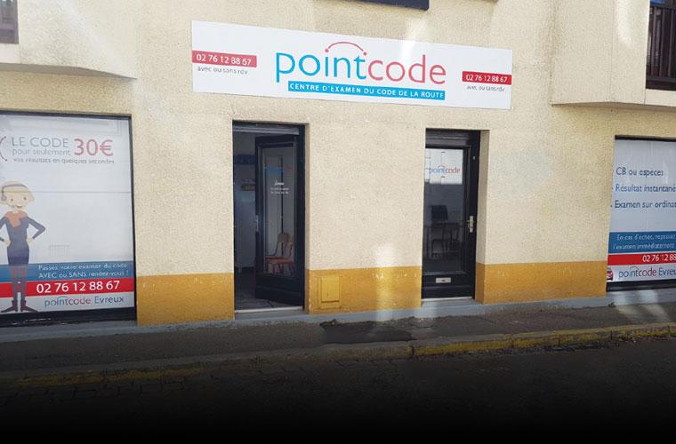 pointcode-evreux
