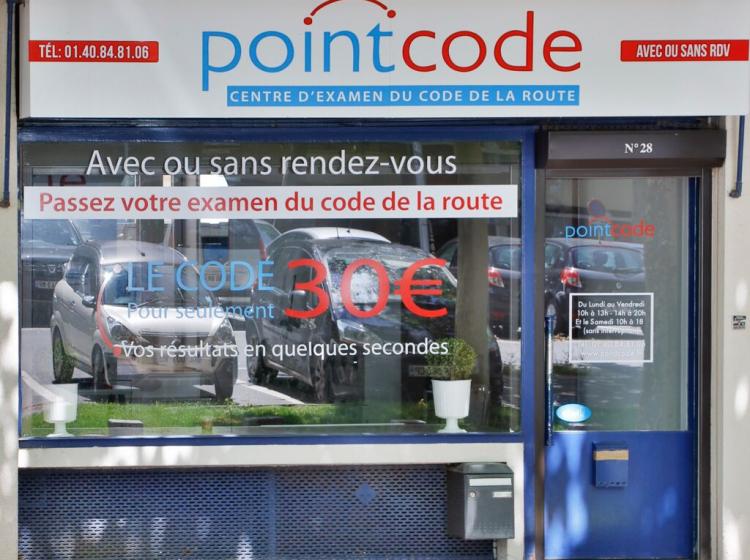 Montrouge facade
