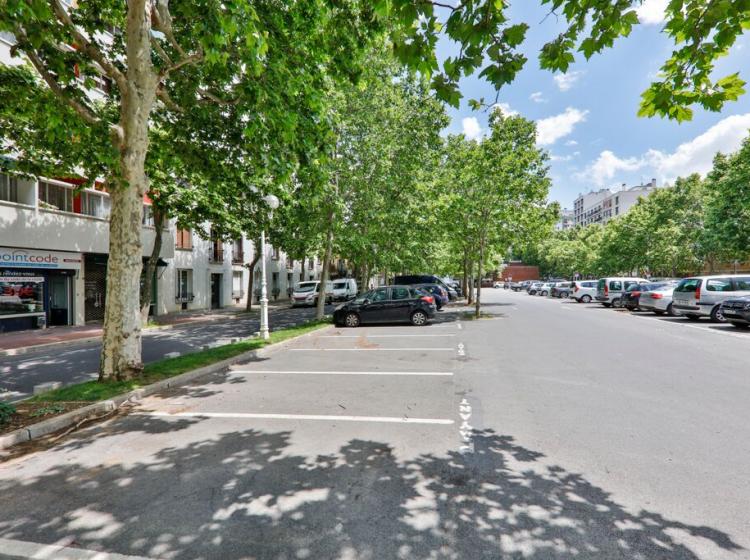 Montrouge parking