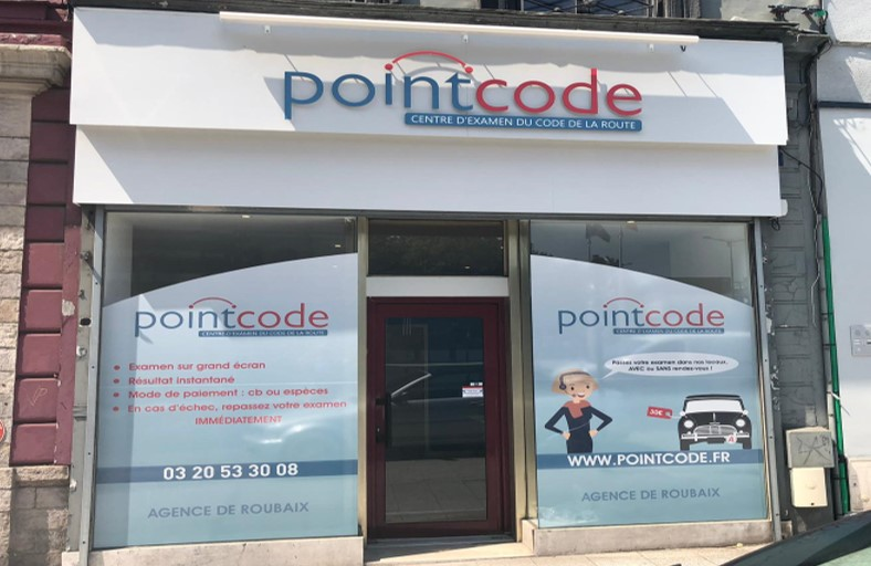 Pointcode roubaix4