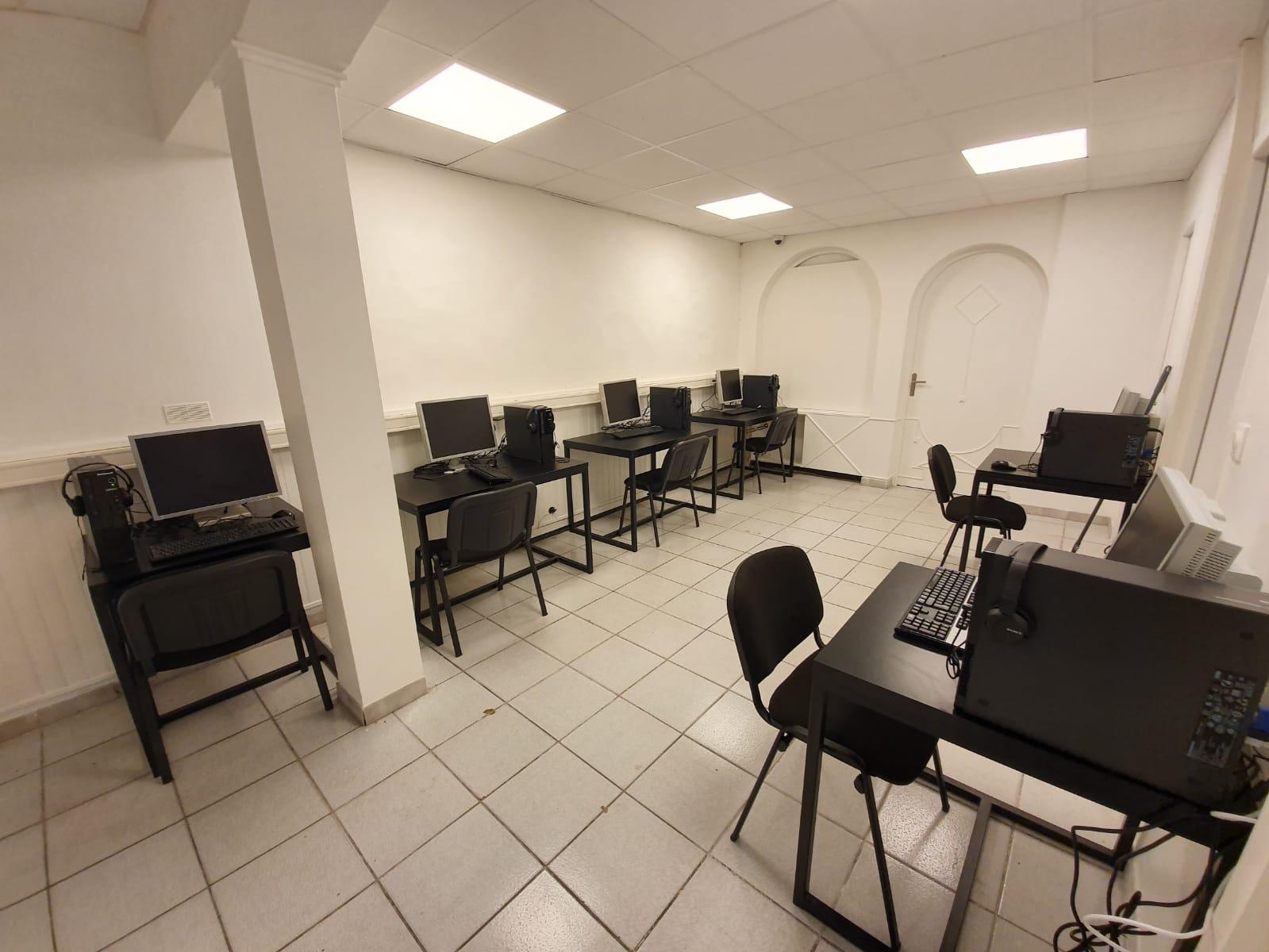 Marseille salle