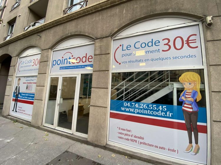 Pointcode Vaise