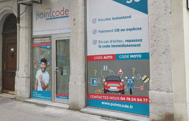 Pointcode Charpennes