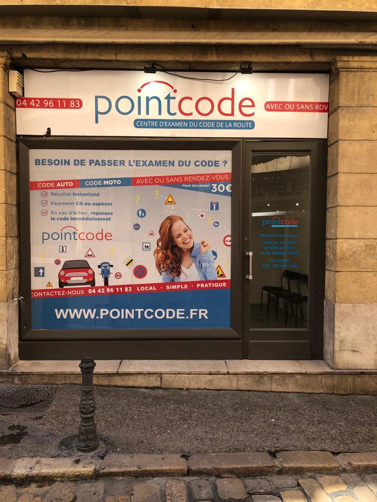 Pointcode Aix-en-provence