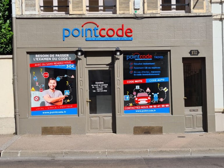 Pointcode Troyes